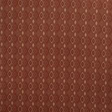 Cinnamon Diamond Decorator Fabric by Trend