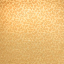 Gold Leaves Decorator Fabric by Trend