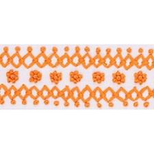 Orange Trim by Schumacher
