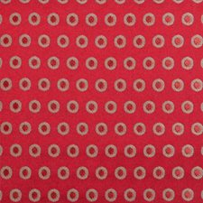 Hot Pepper Dots Decorator Fabric by Duralee