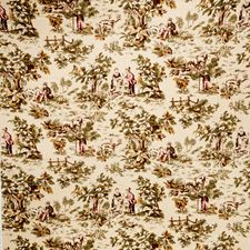 Berry Print Pattern Decorator Fabric by Trend