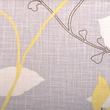 Nickel Floral Large Decorator Fabric by Duralee