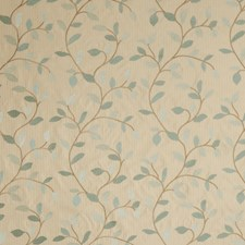 Lagoon Embroidery Decorator Fabric by Trend