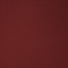 Claret Geometric Decorator Fabric by Trend
