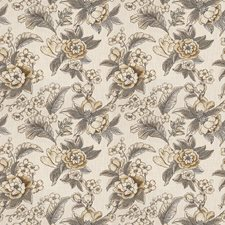 Cashmere Floral Decorator Fabric by Trend