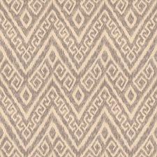 Platinum Flamestitch Decorator Fabric by Trend