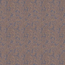 Copper Jacquard Pattern Decorator Fabric by Trend