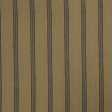 Indigo Stripes Decorator Fabric by Trend