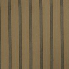 Indigo Stripes Decorator Fabric by Trend