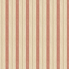Poppy Stripes Decorator Fabric by Trend