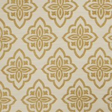 Cashew Medallion Decorator Fabric by Trend