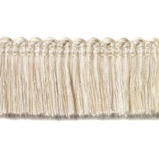 Fringe Antique White Trim by Duralee