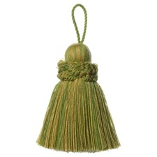 Key Tassel Chartreuse Trim by Duralee