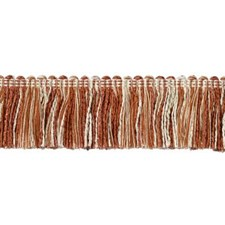 Fringe Cinnamon Trim by Duralee