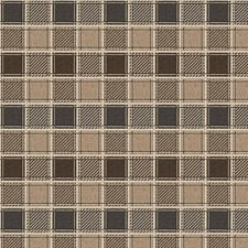 Tuxedo Check Decorator Fabric by S. Harris