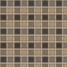 Tuxedo Check Decorator Fabric by S. Harris