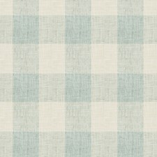 Lagoon Check Decorator Fabric by Trend