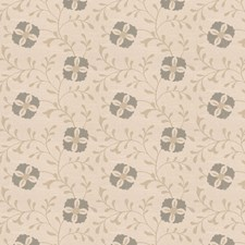 Platinum Embroidery Decorator Fabric by Trend