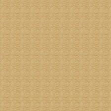 Curry Geometric Decorator Fabric by Fabricut