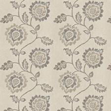 Hemp Embroidery Decorator Fabric by Fabricut
