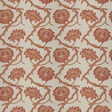 Sienna Floral Decorator Fabric by Fabricut