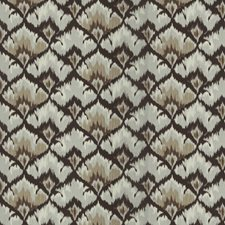 Silver Ash Flamestitch Decorator Fabric by Vervain