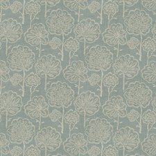 Copen Floral Decorator Fabric by Vervain