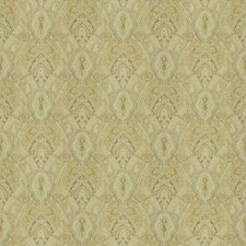 Saffron Print Pattern Decorator Fabric by Vervain