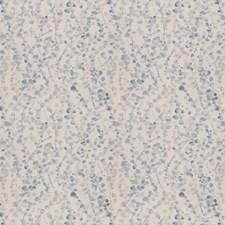Bluedream Floral Decorator Fabric by Stroheim