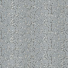 Mist Leaves Decorator Fabric by Stroheim