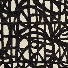 Black Decorator Fabric by Schumacher