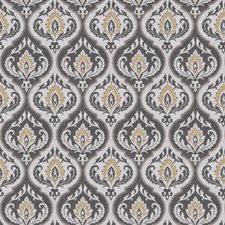 Charcoal Print Pattern Decorator Fabric by Fabricut