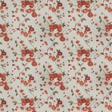 Coral Floral Decorator Fabric by Fabricut