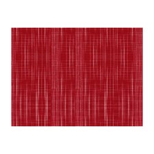 Red Texture Decorator Fabric by Brunschwig & Fils