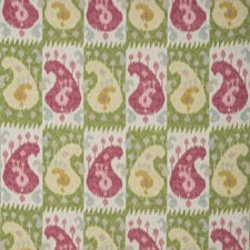 Currant/Olive Ethnic Decorator Fabric by Brunschwig & Fils