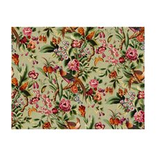 Sable Botanical Decorator Fabric by Brunschwig & Fils