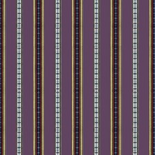 Aubergine Stripes Decorator Fabric by Brunschwig & Fils
