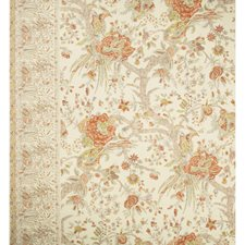 Autumn Botanical Decorator Fabric by Brunschwig & Fils