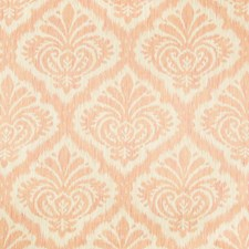 Blush Damask Decorator Fabric by Brunschwig & Fils