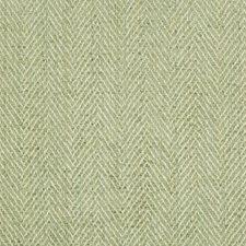 Aloe Herringbone Decorator Fabric by Brunschwig & Fils