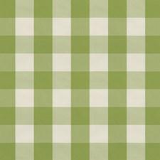 Leaf Plaid Decorator Fabric by Brunschwig & Fils