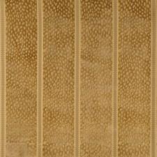 Gold Animal Skins Decorator Fabric by Brunschwig & Fils