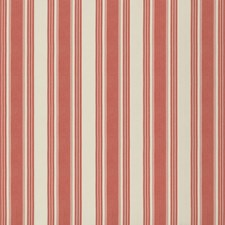 Rose Stripes Decorator Fabric by Brunschwig & Fils