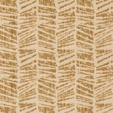 Gold Modern Decorator Fabric by Brunschwig & Fils