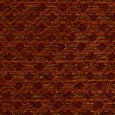 Cabernet Jacquard Pattern Decorator Fabric by S. Harris