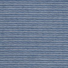Cobalt Small Scale Woven Decorator Fabric by Stroheim