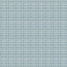 Seaglass Check Decorator Fabric by Stroheim