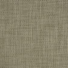 Olive Herringbone Decorator Fabric by Stroheim