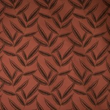 Rhubarb Leaves Decorator Fabric by S. Harris