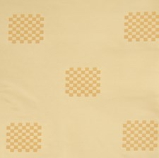 Vanilla Check Decorator Fabric by S. Harris